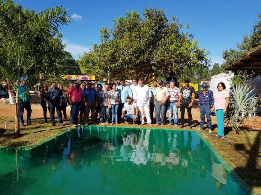 Desenvolve MT – Desenvolve Agro fomenta piscicultura no médio Araguaia e Xingu